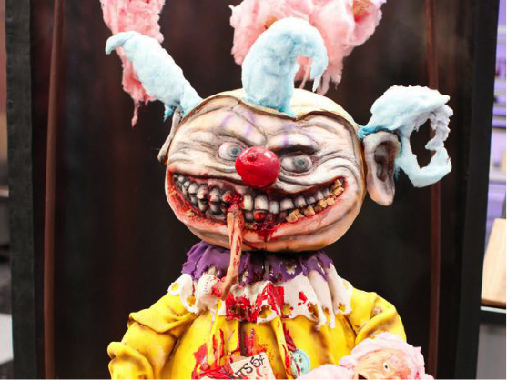 """Sweet scares on the Food Network's """"Halloween Wars"""" – The Lock ..."""