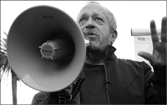 Reich speaks at a rally. Courtesy of politico.co.