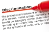 Students discuss discrimination among the same races inevent