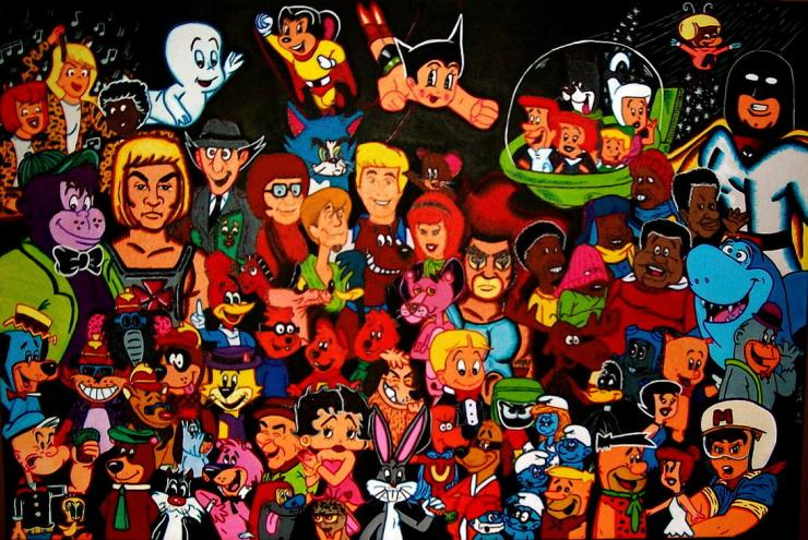 the day that saturday morning cartoons died � the eagle eye