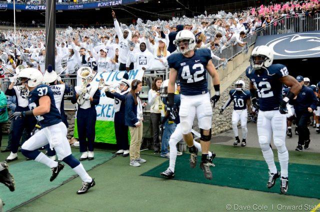 Photo courtesy of Dave Cole - Onward State