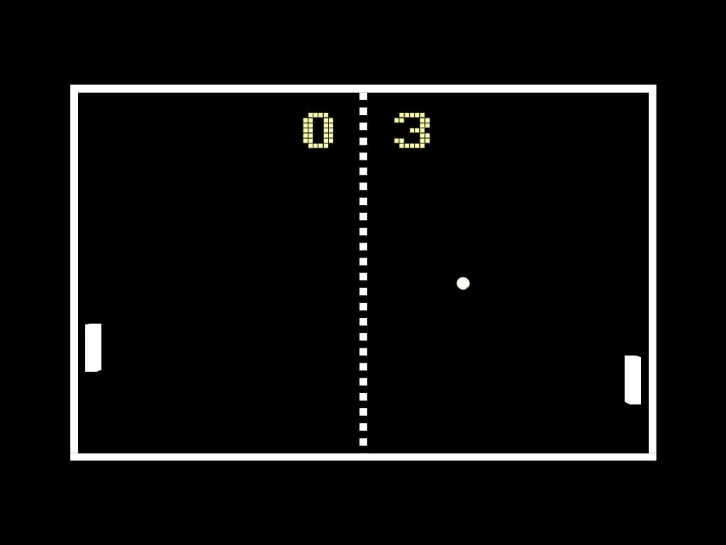 Spiel Pong
