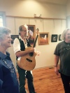 Local artist opens show at the StationGallery