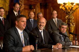 Governor Tom Wolf via flickr.com