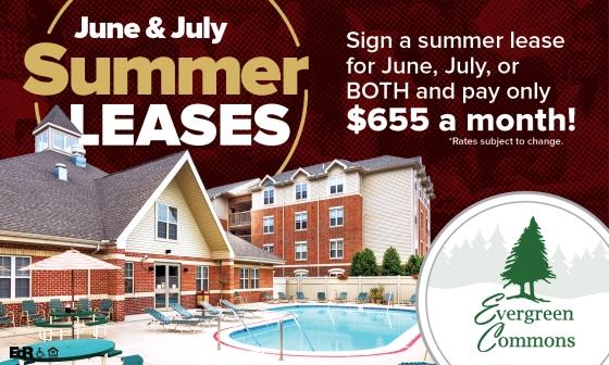 Summer 2016 Housing Web Banner